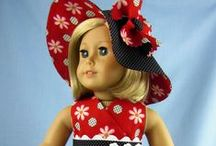 American girl doll / by Paula Hardin