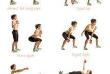 I-I-I work out / by Allie Yazel