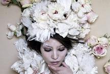 floral headdresses / by Brook Mowrey
