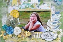 Craft Ideas - Scrapbooking / by Annalisa Stahler