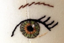 Needlework - embroidery / by Sandra Sinclair