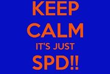 SPD / by ☆Mama_Allgood☆