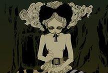 Illustrations | Aya Kato / by Rita Ribeiro