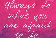 Quotes / by Misty Paddock