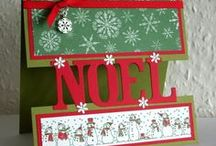 Cartes Noel / by Virginie Dever