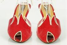 vintage shoes and boots / by Delphine et Marinette