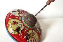 toys / vintage toys, kids stuff / by Delphine et Marinette