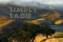 Simply Sadie / Just a nerdy introvert    / by sadie crandle