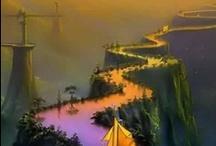 Places I'd like to go / by Kim Steenkamp