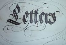 |  C a l l i g r a p h y  | / Inspirations for Calligraphy and beautiful handwriting. / by L i n d a