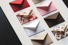 Papiers et emballages / by Géraldine Sénécal