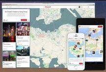 Côté Web, médias sociaux et Publicité / by Géraldine Sénécal