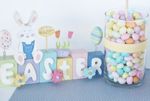 Easter / A collection of all things Easter! Parties, decorations, food, crafts and more! / by A to Zebra Celebrations ~ Nancy ~