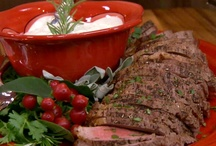 Meat Recipes / by Myra Richins