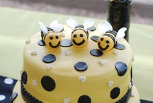 Bumble Bees & Ladybugs / A collection for all bumble bees, ladybugs, parties, cakes, cookies, cupcakes, decorations and more! / by A to Zebra Celebrations ~ Nancy ~