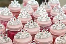 Princess / A collection of all things princess, crowns, tiaras, cupcakes, cakes, castles and more! / by A to Zebra Celebrations ~ Nancy ~