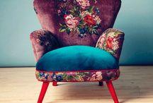 Chair Obsession / by Kelli Zielinski