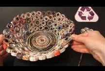 Reciclado - Recycle / by Que lindo Es Tejer