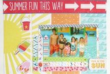 Layouts / Scrapbooking layouts / by Leslii Wagner