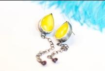 bejeweled & festooned / by aimee * artsyville