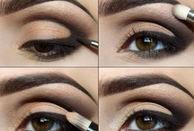 Beauty/Nails/Make up,ekseterah! / by Elysia Rizo