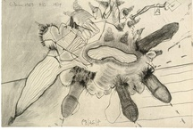 Drawings + Works on Paper / by Arleen Delima