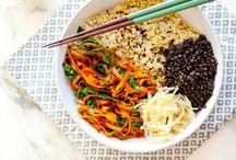 DINNER: Vegan / by Elisa Rachel
