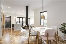 Residential interiors / by Sarah Healy