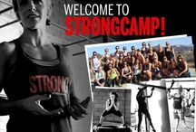 STRONGCAMP / Be a part of the STRONG Movement! Follow me and STRONG Fitness Magazine across the US and Canada in our weekend-long fitness bootcamp retreats. Meet amazing, fit women from around the world and get exposure in the next issue of STRONG Fitness Magazine. Mr. Paul Buceta himself documents each bootcamp from behind his camera lens. Check www.strongfitnessmag.com to find out if we're coming to a city near you soon! / by Jessie Hilgenberg