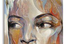 Artsy / by Vickie Roan