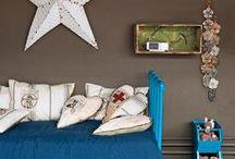 Bedroom / by Tarja Kankaanpää-Salonen