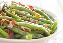 Side dishes / by Patsy Meyer