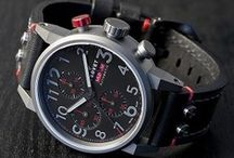 Watches / Watches, what to wear on your wrist. / by John Penrod