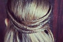 Braided Hair / by Silvia