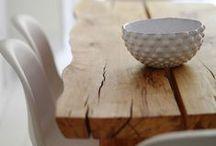 Wood / by Tarja Kankaanpää-Salonen