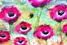 artful / by Mary Ann A. aka Bella ART