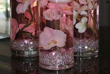 arranging flowers / by Mary Ann A. aka Bella ART