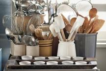 Inspiration Board: Kitchen / by Emily Stern