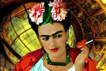 Frida Kahlo / by Martina Fuchs
