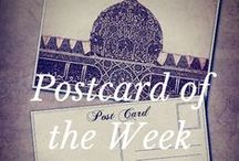 #pcotw - Postcard of the Week / Regelmäßig stelle ich auf snoopsmaus.de eine an mich geschickte Postkarte und ihre darauf abgebildete Destination vor.   Often postcards are send to me - I love them! On a regular basis I write about them and the destinations mentioned on the photos. / by Romy Mlinzk | snoopsmaus