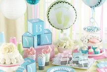 Baby shower ideas   / by Simly T