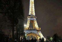 Paris, etc.  / by Michelle Marie