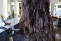 Hair ideas that make me swoon  / by Michelle Mahler