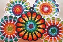 Crochet Corner / by Heather G