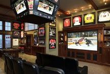 Man Cave / by CBS Sports