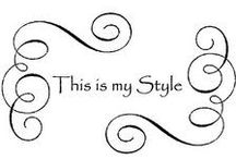 Styles I Like / Not necessarily styles that I would use/wear, but stylish items that I really like. / by Ann Caldwell