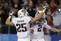 Bowl Bound. / Bowls, bowls, and more bowls. Pinning the best Bowl shots from around the web.  / by CBS Sports