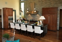 Home Inspiration: Kitchens / Inspiration for your #kitchen with our favorite products & design ideas! / by Lumber Liquidators