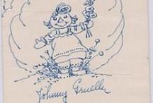 Johnny Gruelle / by Elinor Nestler