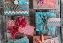 gift wrap / by Reeve Coobs